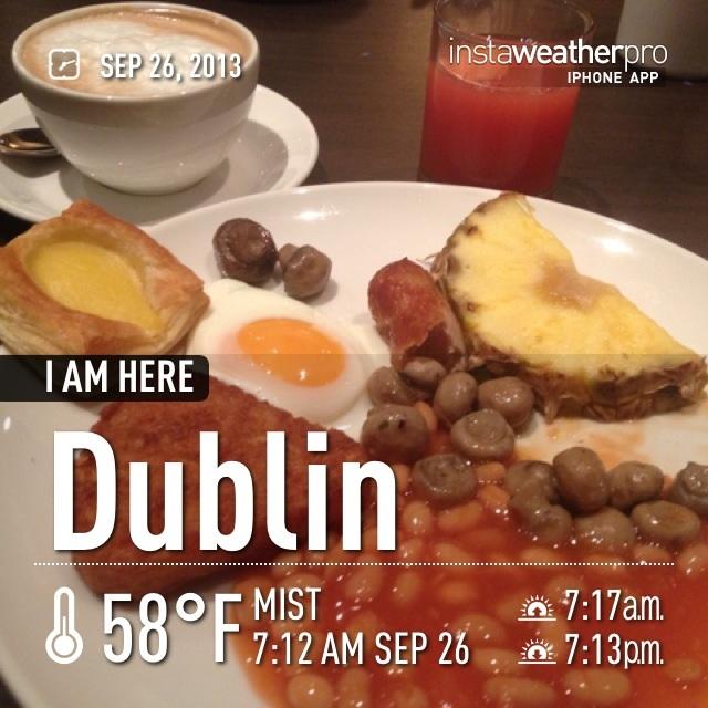Dublin Ulster Fry